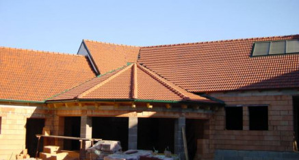 Nachher: Erker Dach Hohenwarth
