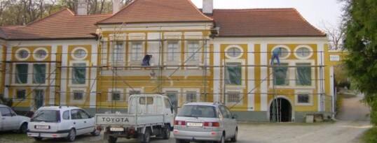 Fassade Ravelsbach