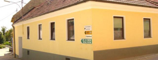 Nachher: Fassade Maissau