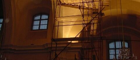 Kirchenrenovierung Ravelsbach