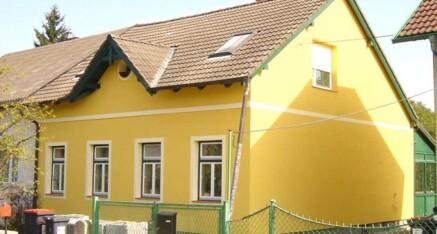 Nachher: Vollwärmeschutzfassade Hollabrunn
