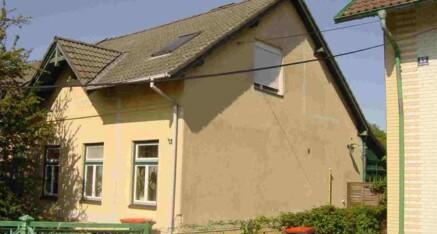 Vorher: Vollwärmeschutzfassade Hollabrunn