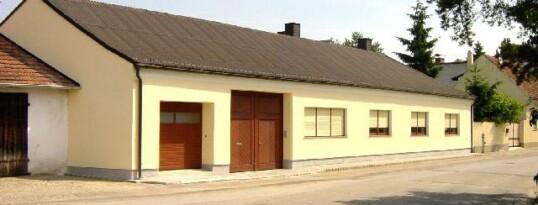 Nachher: Fassade Großweikersdorf