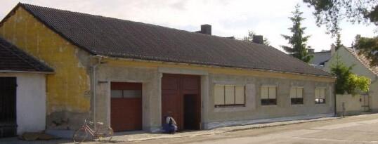 Vorher: Fassade Großweikersdorf