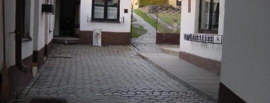 Vorher: Pflaster Unterdürnbach