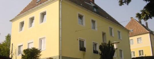 Nachher: Fassade Hollabrunn