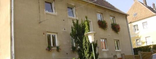 Vorher: Fassade Hollabrunn