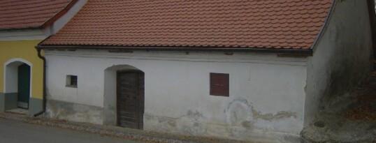 Vorher: Kellersanierung Gaindorf