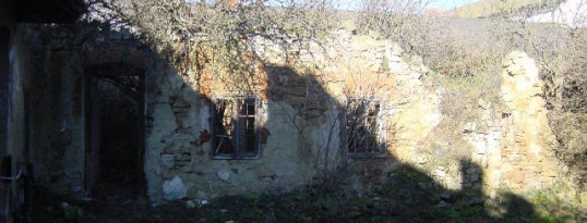 Vorher: Altbaurenovierung Matzelsdorf