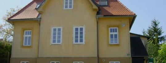 Vorher: Vollwärmeschutzfassade Eggenburg