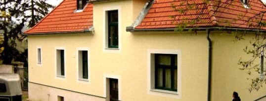 Nachher: Fassade Fahndorf