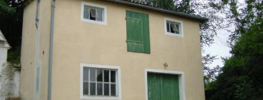 Vorher: Altbaurenovierung Frauendorf