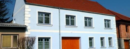 Vollwärmeschutzfassade Frauendorf