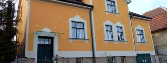 Vollwärmeschutzfassade Eggenburg