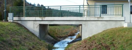 Nachher: Brückensanierung Zemling