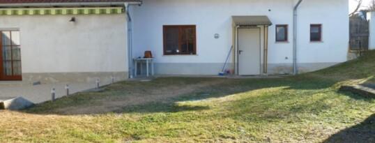 Vorher: Wintergartenzubau Sitzenhart