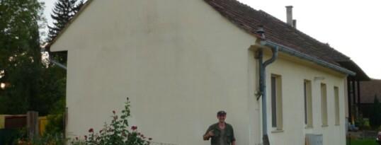 Vorher: Aufstockung Hippersdorf