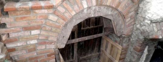 Nachher: Kellereingang Haugsdorf