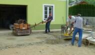 Unterbauarbeiten Rohrbach