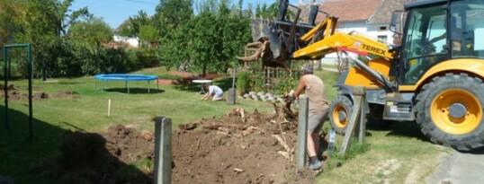 Baumstümpfe entfernen Gaindorf