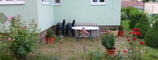 Vorher: Terrassenpflaster Ziersdorf