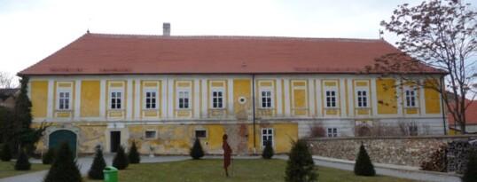 Vorher: Pfarrhofsanierung Ravelsbach