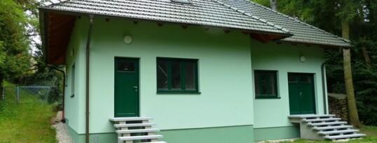 Nachher: Vollwärmeschutzfassade Buttendorf
