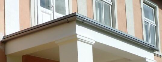 Nachher: Balkonabdichtung Olbersdorf