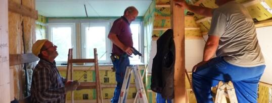 Dachraumausbau Ravelsbach
