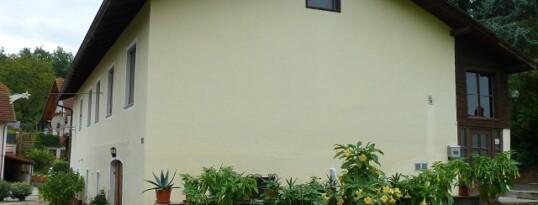 Vorher: Vollwärmeschutzfassade Hohenwarth