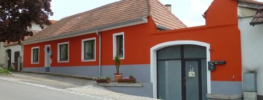 Nachher: Fassadensanierung Hohenwarth