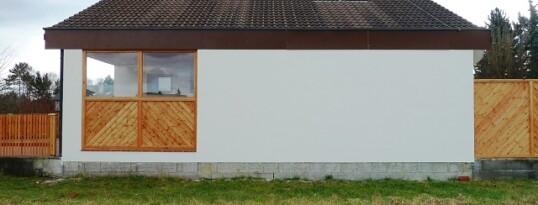 Nachher: Fassadensanierung Ziersdorf