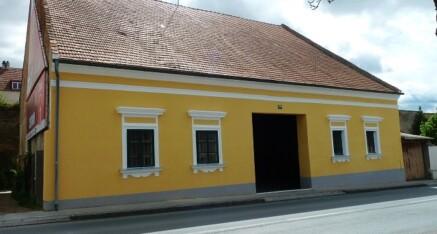 Nachher: Fassadensanierung Horn