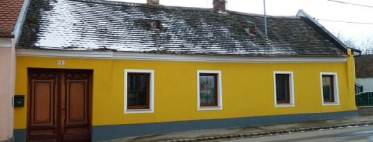 Nachher: Fassadensanierung Gaindorf