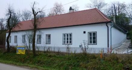 Nachher: Fassadensanierung Grübern