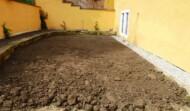 Gartenplanierarbeiten Ravelsbach