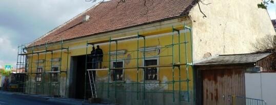 Fassadensanierung Horn