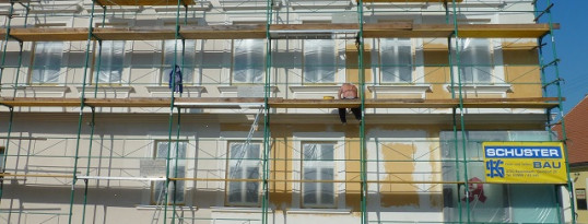 Fassadensanierung Ravelsbach