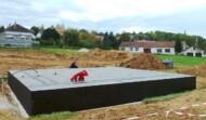 Fundamentplatte Ronthal