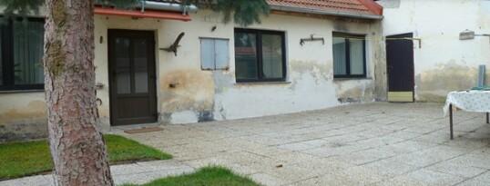 Vorher: Fassadensanierung Unterdürnbach