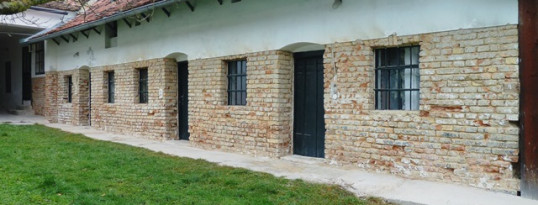 Vorher: Fassadensanierung Dietersdorf