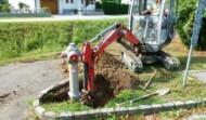 Hydranten Gaindorf