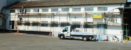 Fassadensanierung Gettsdorf