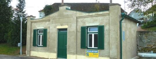 Fassadensanierung Glaubendorf