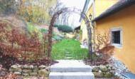 Natursteinmauer Ravelsbach