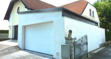 Nachher: Garagenzubau Dietersdorf