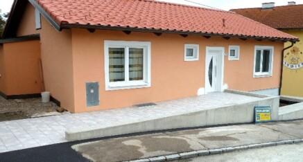 Nachher: Zugang-barrierefrei Maissau