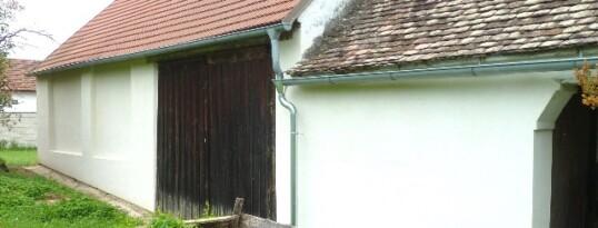 Nachher: Putzsanierung Frauendorf
