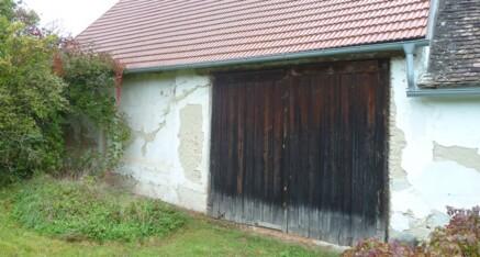 Vorher: Putzsanierung Frauendorf