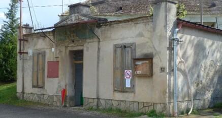 Vorher: Fassadensanierung Glaubendorf